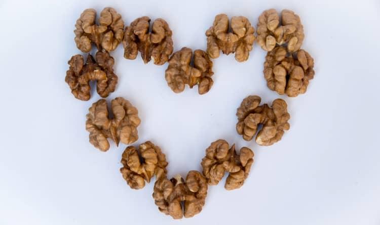 Noci e salute del cuore