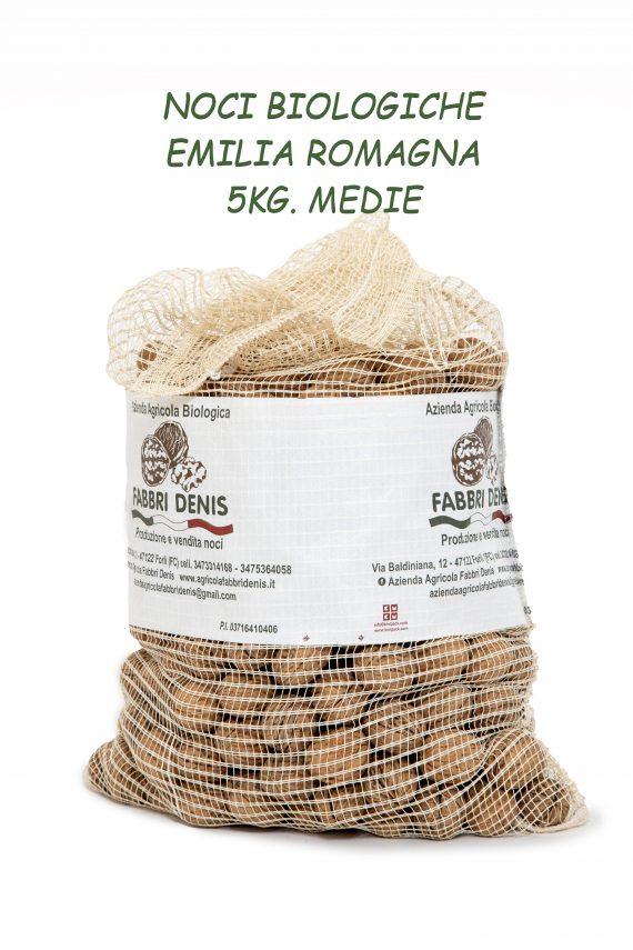 noci Chandler Emilia-Romagna calibro 32/34 medie